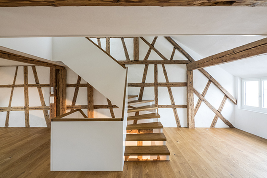 umbau wohnhaus schmiedgasse raumfindung architekten. Black Bedroom Furniture Sets. Home Design Ideas